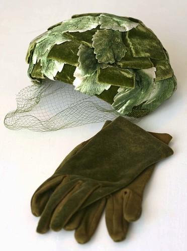 Vintage hat & gloves photo copyright Jen Baker/Liberty Images.