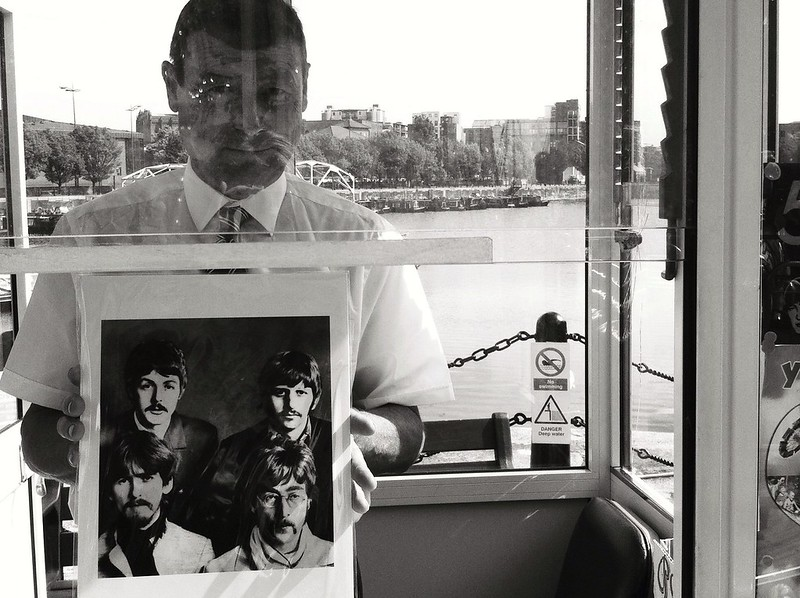 A day with the beatles.