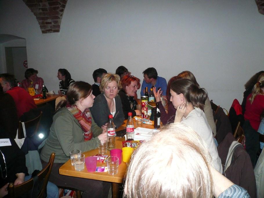 2008-03-08 Chorwochenende, 8. Maerz 2008