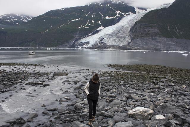 Alaska by Ana Maria Munoz