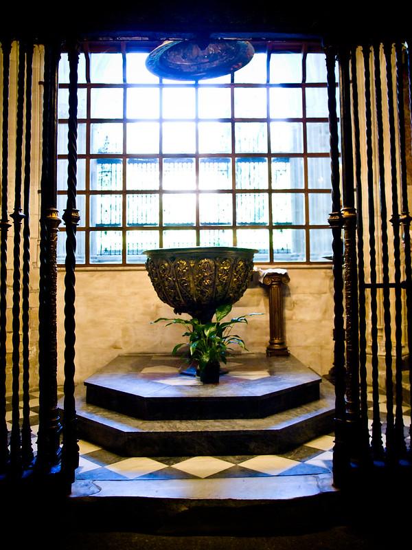 Detalle Catedral de toledo 2