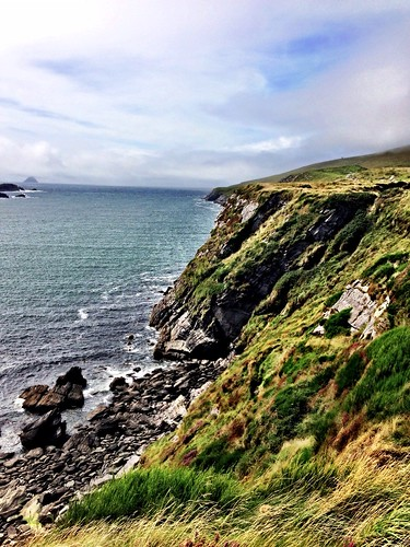 Ring of Kerry view by SpatzMe