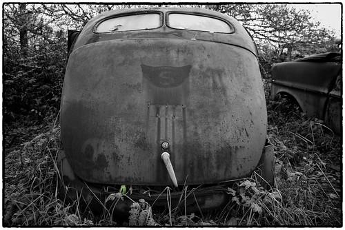 Car Cemetery II by Davidap2009