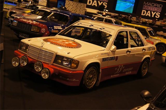 Mercedes-Benz 190E 2.5-16