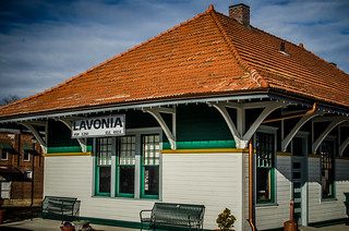 Lavonia Depot