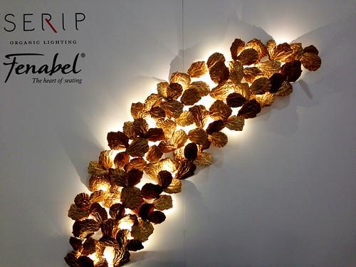 Serip: organic lighting