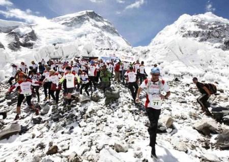 Maraton Everest 2013