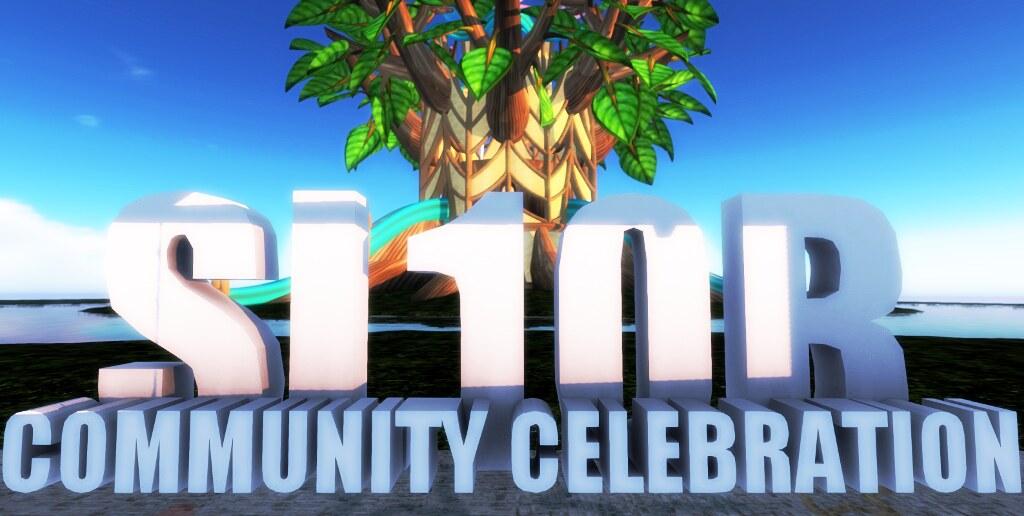 Welcome to SL10B Community Celebration