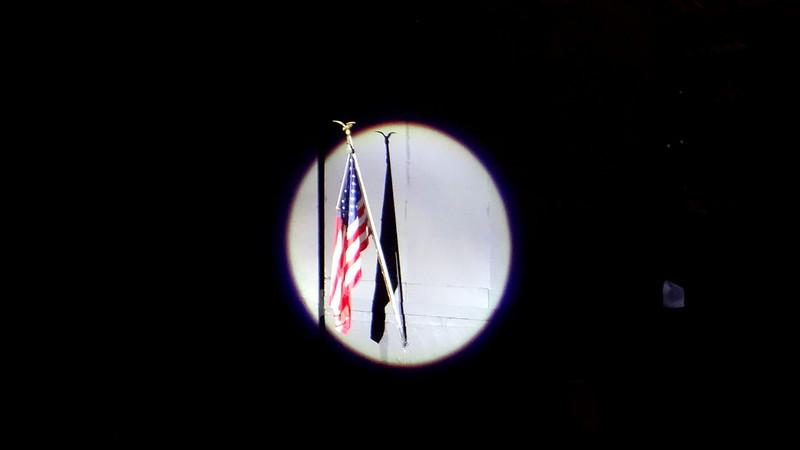 american flag muny Forest Pk 170613