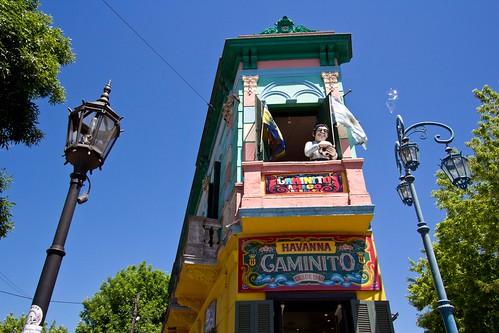 Caminito, Boca