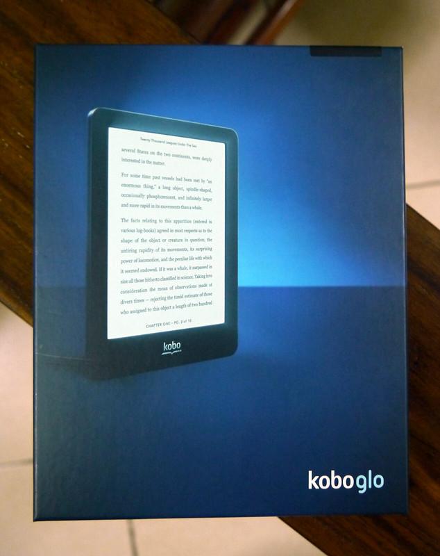 Kobo Glo 001