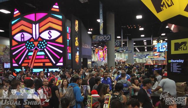 Comic Con Day 1