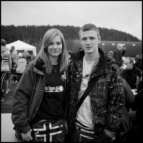 Maria and Espen by Davidap2009