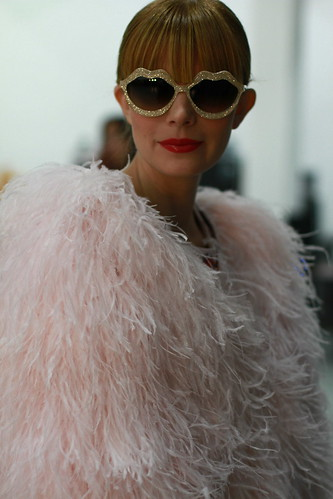 Kate Spade Fall-Winter 2013- Backstage 007