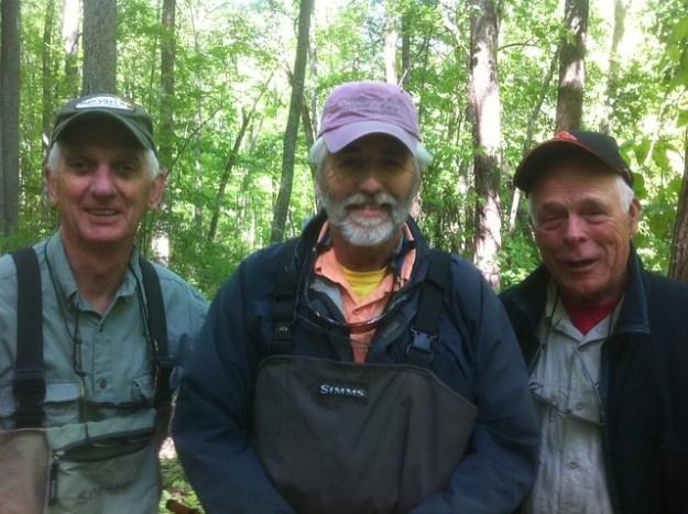Jerry Kustich and a Few Gunpowder Regulars
