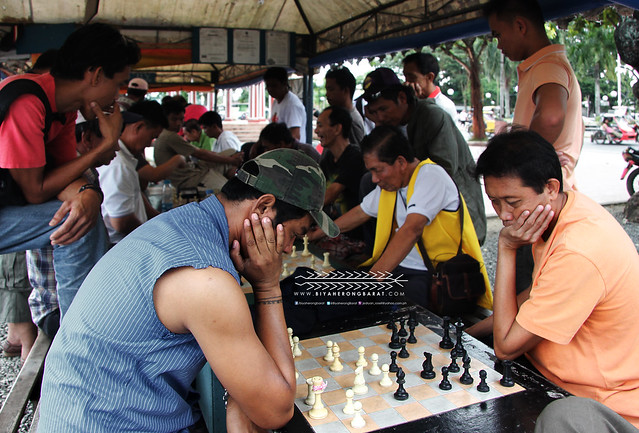 Chess in Roxas City