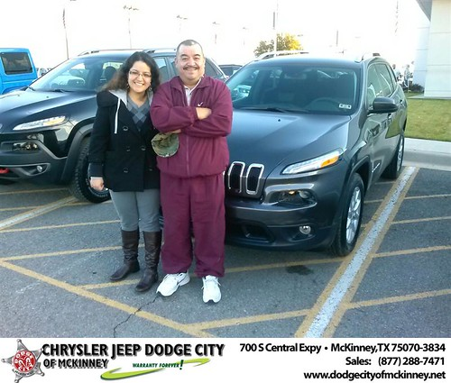 Dodge City McKinney Texas Customer Reviews and Testimonials-Luisa Aguilar by Dodge City McKinney Texas