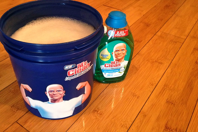 Mr. Clean Liquid Muscle