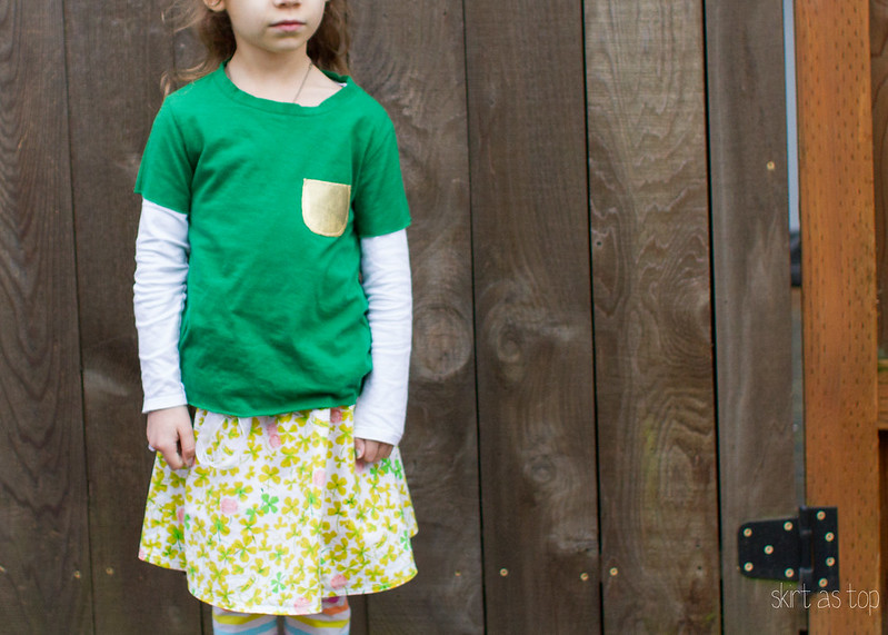 pot of gold nessie top