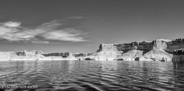 Rainbow Bridge Boat Trip #1 - Nikon 1 V1 - Infrared 700nm