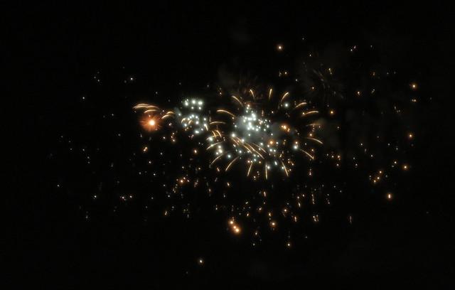 Bristol International Balloon Fiesta - Fireworks