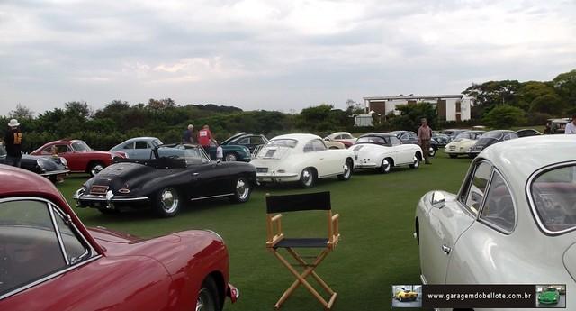 2º Encontro do Porsche 356 Clube Brasil