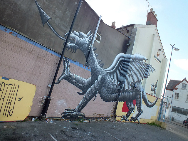 Empty Walls: Phlegm