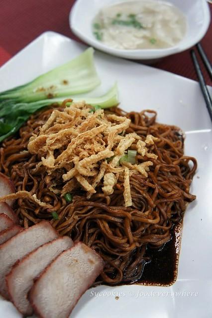 6.koufu usj -Fried Meat Wantan Dried Noodles (4)