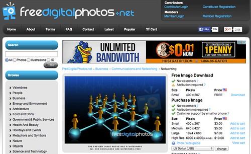 FreeDigitalPhotos.net ให้ดาวน์โหลดรูปความละเอียดต่ำไปใช้ได้ฟรีๆ