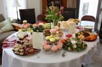 Bridal Shower Menu {Wedding Wednesday} - Life at Cloverhill