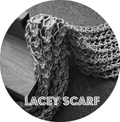 lacey scarf free knitting pattern