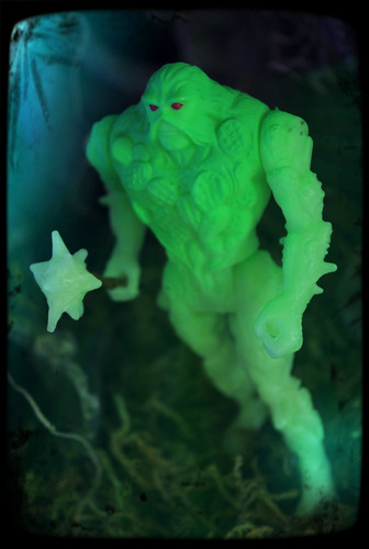 Kenner Swamp Thing - Swamp Thing [Bio-Glow]