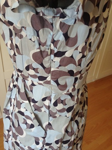 Liberty Splash Simplicity 6894 side zip