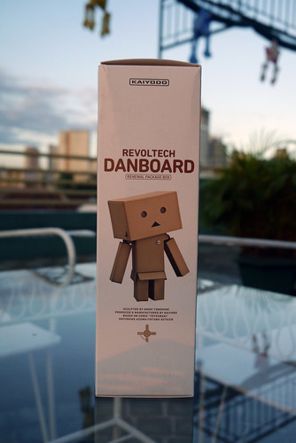 Revoltech Danboard Renewal Package 002