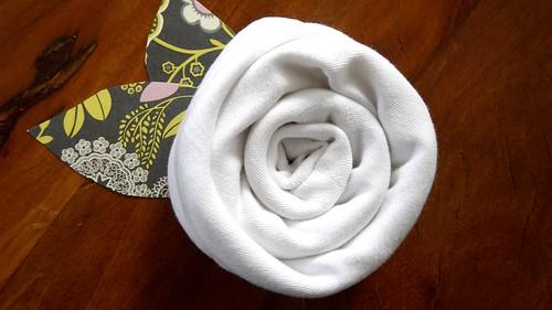 Floral Napkin 1