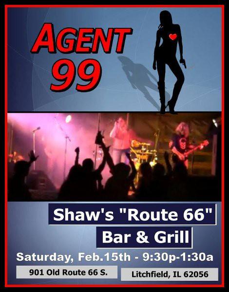 Agent 99 2-15-14