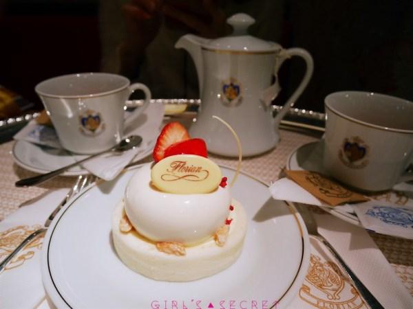 Caffé Florian福里安花神咖啡館 餐點