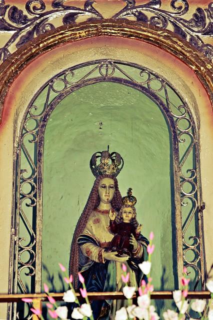 La Virgen Milagrosa de Badoc