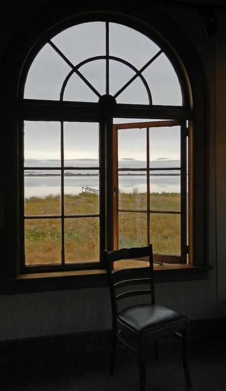 a view of the sea at Coast Collective