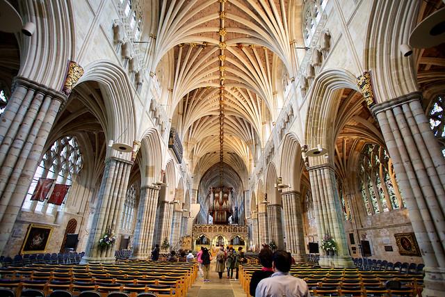 엑스터 대성당 Exeter Cathedral