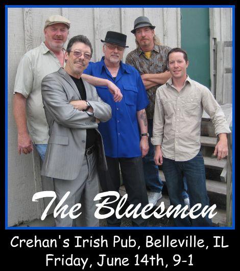 The Bluesmen 6-14-13