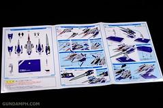Metal Build 00 Gundam 7 Sword and MB 0 Raiser Review Unboxing (98)