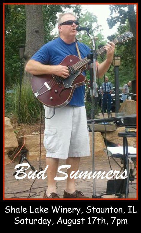 Bud Summers 8-17-13