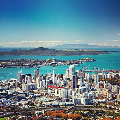 Amazing Auckland, New Zealand <3