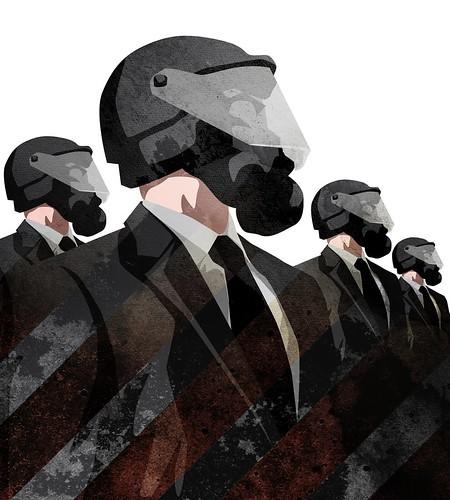 Savage / Dystopian