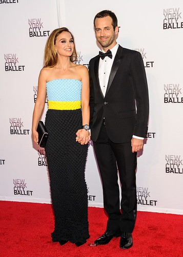 New York City Ballet 2013 Fall Gala at the David H Koch Theater..Featuring: Natalie Portman,Benjamin Millepied.Where: New York, NY, United States.When: 19 Sep 2013.Credit: C.Smith/ WENN.com