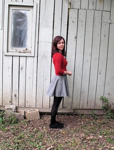 Winter Tania Culottes