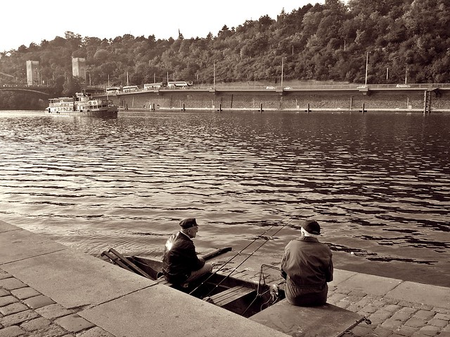 October afternoon by the Vltava (16)