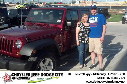 Happy Birthday to Jessica C Candy from Bobby Crosby  and everyone at Dodge City of McKinney! #BDay by Dodge City McKinney Texas