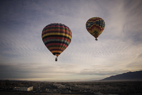Hot Air Balloning- Albuquerque, New Mexico | USA-5